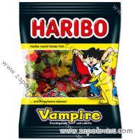 Haribo Vampire ovoce s lékořicí 200 g