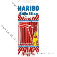 Haribo Balla Stixx strawberry 200g
