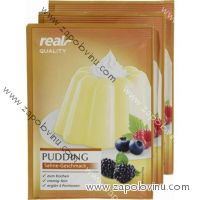 REAL Quality pudink 3x37g
