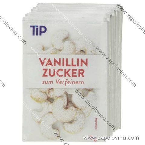 TIP Vanilkový cukr 10 x 8g