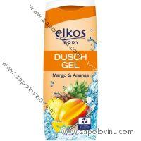 Elkos sprchový gel s vůní manga a ananasu 300 ml
