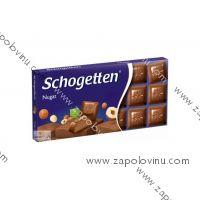 Schogetten nugátová čokoláda 100 g