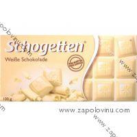 Schogetten Bílá čokoláda 100 g