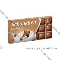 Schogetten Mléčná čokoláda s kávovou náplní 100 g
