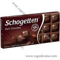 Schogetten hořká čokoláda 100 g