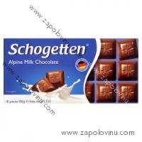 Schogetten Mléčná čokoláda 100 g