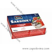 Hamé Sardinky v tomatě 125g