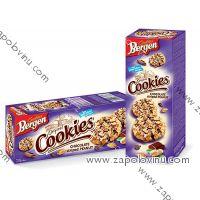 Bergen Čokoládové cookies s arašídy 150g