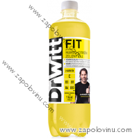 DrWitt FIT Mango citron zelený čaj 750 ml