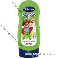 Bübchen Kids šampon a sprchový gel 2v1 230 ml