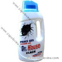 Dr. House Black gel na praní 25 PD
