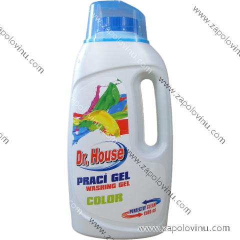 Dr. House Color gel na praní 25 PD