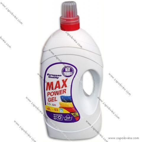 Max Power Color gel 4l