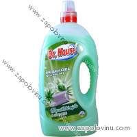 Dr. House gel na praní Marsei s Aloe vera 80 PD