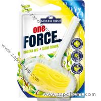 GF kostka do WC citronová vůně 40 g