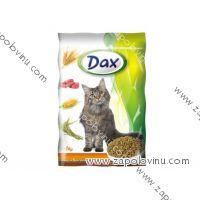 DAX granule CAT DRŮBEŽ+ZELENINA 1kg