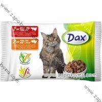 Dax kapsa Cat 4pack v omáčce 100 g