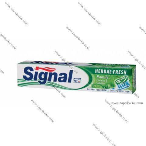 Signal Family Herbal Fresh 75 ml