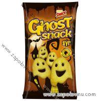 Golden Snack Ghost Snack s přichutí syru 70g