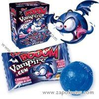 Fini BOOOM Vampire žvýkačka barvící 5g