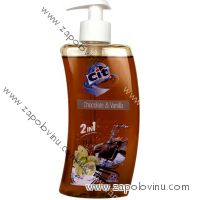 Cit tekuté mýdlo Čokoláda a Vanilka 500 ml