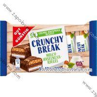 G+G Crunchy Break Riegel 5 x 40g
