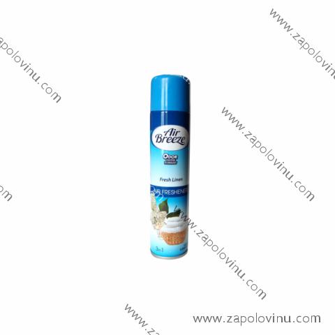 AIR BREEZE Osvěžovač vzduchu Fresh Linen 300 ml
