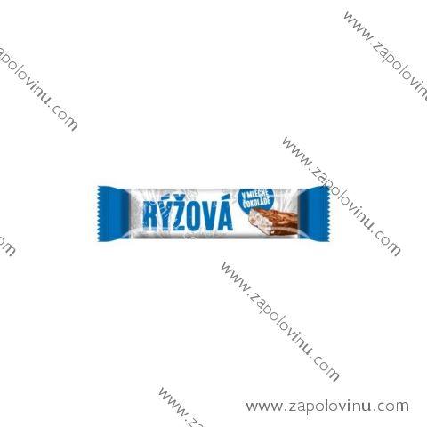 SOCO Rýžová v mléčné čokoládě 18g