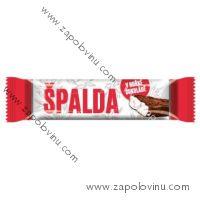 SOCO Špalda v hořké čokoládě 18g
