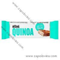 SOCO Rýžová quinoa v mléčné čokoládě 18g