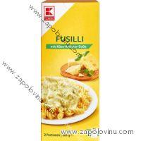 K-CLASSIC Fusilli se sýrovou a bylinkovou omáčkou 265g