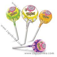 Gum Pop Exotic Tropical Lízátk  18 g