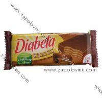 Diabeta oplatka celomáčená kakaová 32g