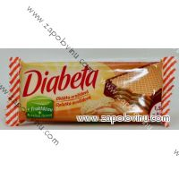Diabeta oplatka arašídová polomáč. 32g