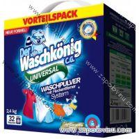 Waschkönig Universal prací prášek na barevné a bílé prádlo 32 PD 2,4 kg