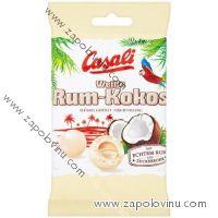 Casali Rum Kokos bílá 100g