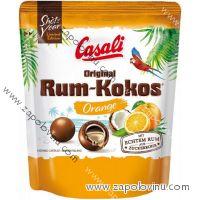 Casali Rum-Kokos orange 175g