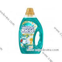 Weisser Riese prací gel Universal Lotos a Bílá lilie 20 praní 1 l