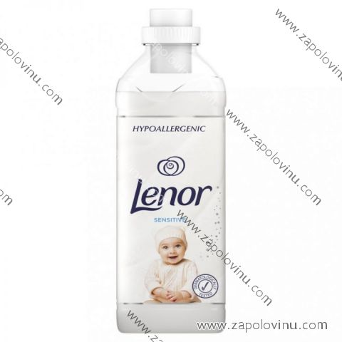 LENOR Sensitive Aviváž 930 ml 31 Praní