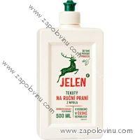 Jelen tekuté mýdlo pro ruční praní 20PD 500ml