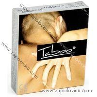 Taboo kondomy 3 ks Bigger