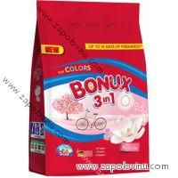 Bonux Color Pure Magnolia prací prášek, 60 praní, 4,5 kg
