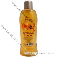 Chopa krémová koupel svěží vůně medu z květů lípy 1 L