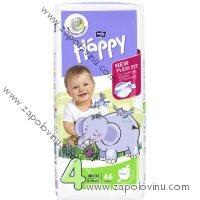 Bella Happy 4 Maxi 8-18 kg 46 ks