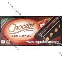 Choceur hořká čokoláda s lískovými oříšky 200g