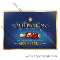 Millennium Golden bonboniéra oříšek v mléčné čokoládě 205g