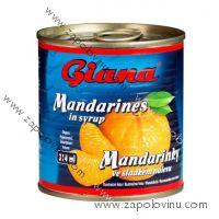 Giana Mandarinky 314 ml
