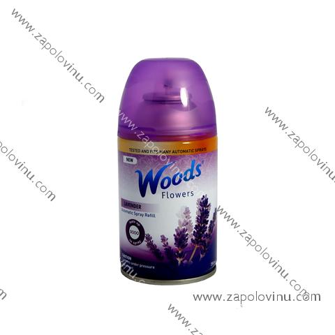 WOODS Náhradní náplň Lavender 250 ml