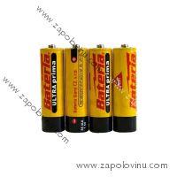 Bateria Slaný Bateria ULTRA prima R6, 1,5V - 4x AA baterie