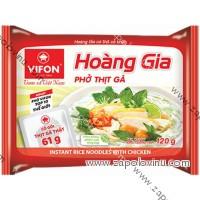 Vifon Hoang Gia instantní rýžová nudlová polévka kuřecí PHO GA 120 g